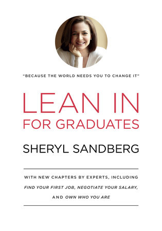 Lean In for Graduates by Sheryl Sandberg