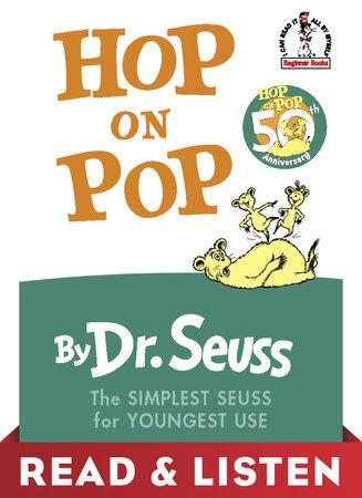 Hop on Pop: Read & Listen Edition