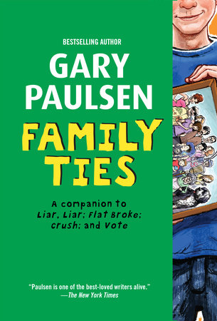Family Ties by Gary Paulsen