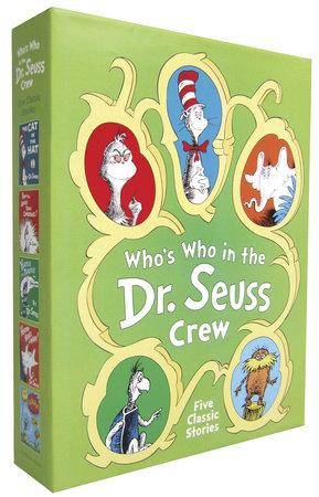 Who's Who in the Dr. Seuss Crew Boxed Set by Dr. Seuss
