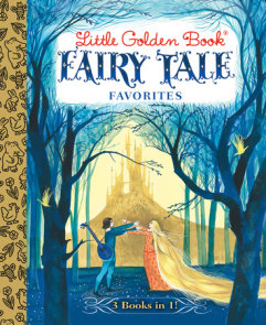 Little Golden Book Fairy Tale Favorites
