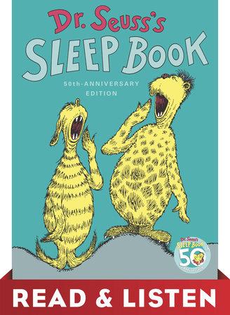 Dr. Seuss's Sleep Book: Read & Listen Edition by Dr. Seuss