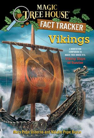 Vikings by Mary Pope Osborne and Natalie Pope Boyce
