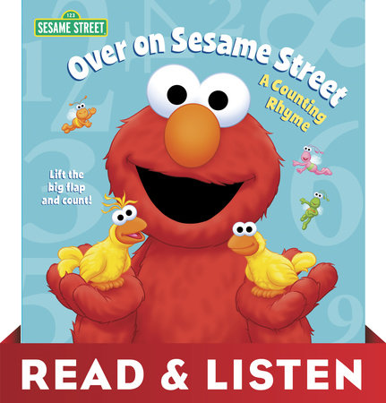 Over on Sesame Street (Sesame Street): Read & Listen Edition by Naomi Kleinberg