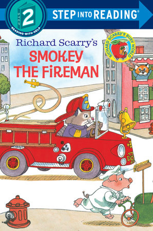 Richard Scarry's Smokey the Fireman by Richard Scarry