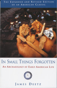 In Small Things Forgotten