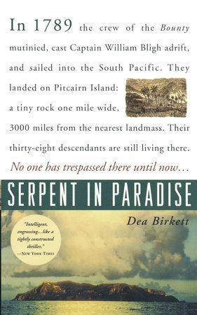 Serpent in Paradise by Dea Birkett
