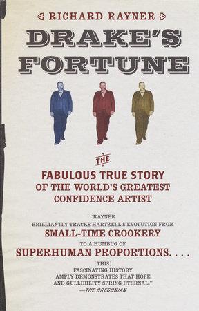 Drake's Fortune by Richard Rayner