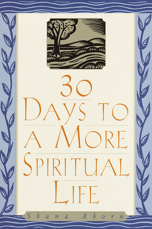 30 Days to a More Spiritual Life by Shana Aborn