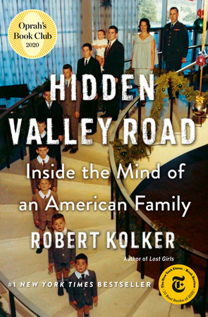 Hidden Valley Road Book Cover Picture
