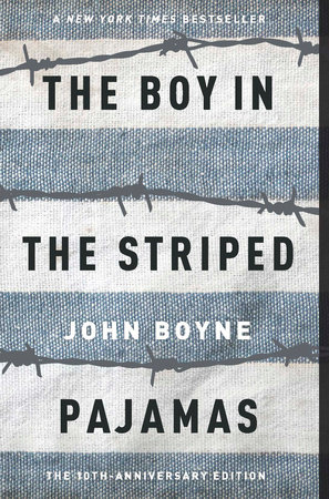 The Boy In the Striped Pajamas (Movie Tie-in Edition) by John Boyne