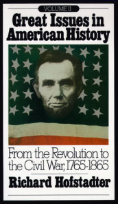 Great Issues in American History, Vol. II