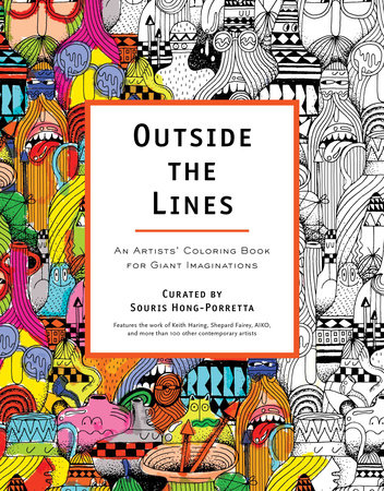 Outside the Lines by Souris Hong-Porretta