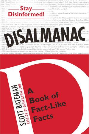 Disalmanac by Scott Bateman