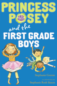 Princess Posey and the First-Grade Boys