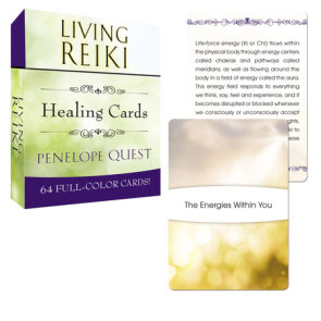 Living Reiki Healing Cards