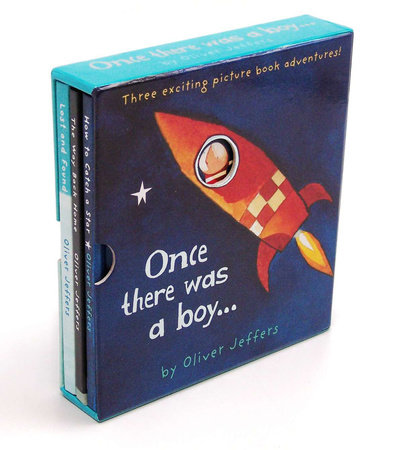 Once There Was a Boy... Boxed Set by Oliver Jeffers