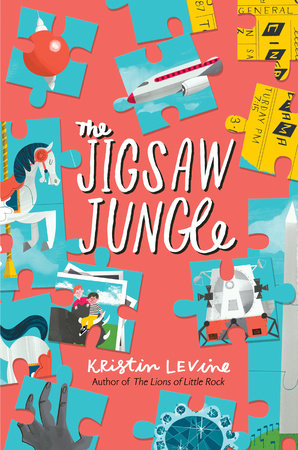 The Jigsaw Jungle by Kristin Levine