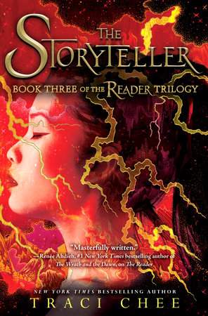 The Storyteller by Traci Chee