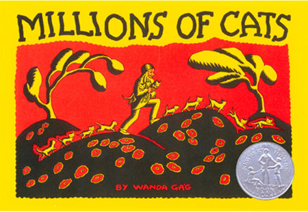 Millions of Cats (Gift Edition) by Wanda Gag