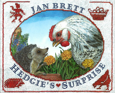 Hedgie's Surprise by Jan Brett