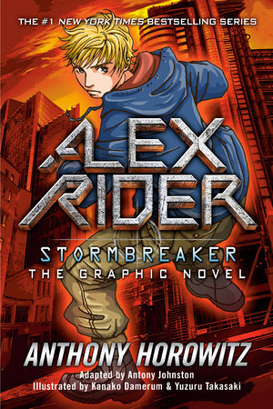 Stormbreaker: the Graphic Novel by Anthony Horowitz