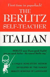 The Berlitz Self-Teacher -- Italian