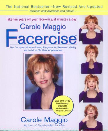 Carole Maggio Facercise (R) by Carole Maggio