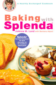 Baking with Splenda