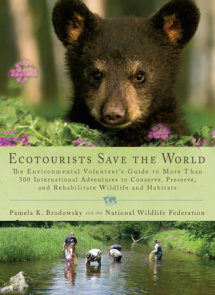 Ecotourists Save the World