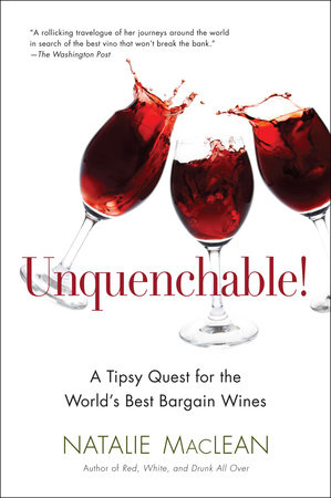 Unquenchable! by Natalie MacLean