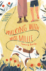 Walking with Miss Millie