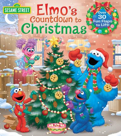 Elmo's Countdown to Christmas (Sesame Street) by Naomi Kleinberg