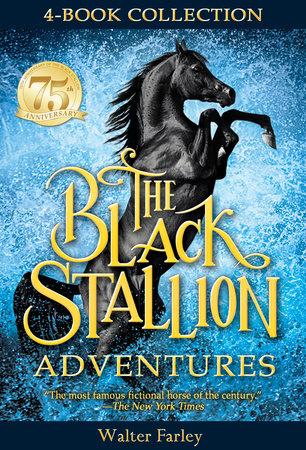The Black Stallion Adventures by Walter Farley
