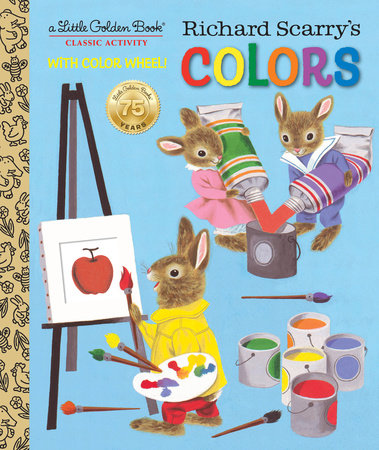 Richard Scarry's Colors by Kathleen N. Daly