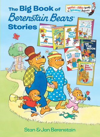 The Big Book of Berenstain Bears Stories by Stan Berenstain and Jan Berenstain