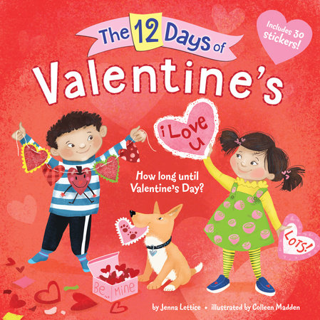 The 12 Days of Valentine's by Jenna Lettice