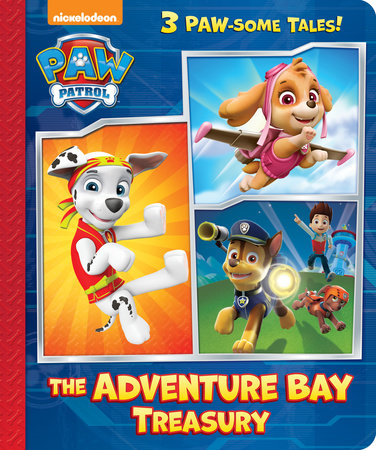 The Adventure Bay Treasury (PAW Patrol) by Random House