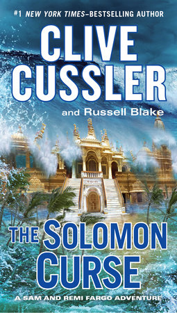 The Solomon Curse by Clive Cussler and Russell Blake