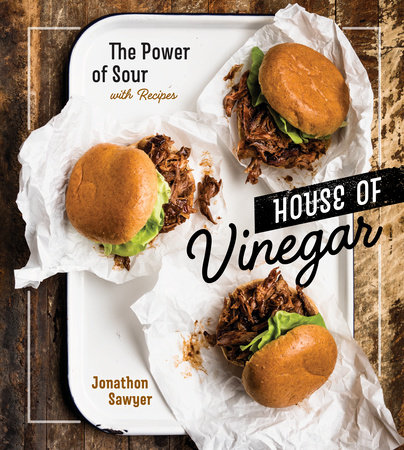 House of Vinegar by Jonathon Sawyer