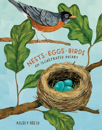 Nests, Eggs, Birds by Kelsey Oseid