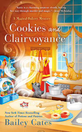 Cookies and Clairvoyance by Bailey Cates