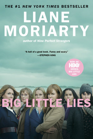 Big Little Lies (Movie Tie-In) Book Cover Picture