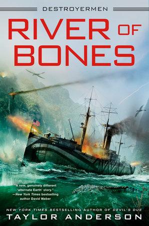 River of Bones by Taylor Anderson