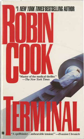 Terminal by Robin Cook
