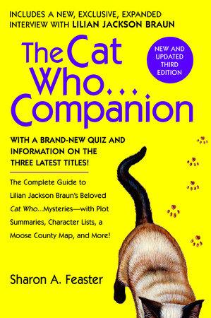 The Cat Who   Companion by Sharon A  Feaster | PenguinRandomHouse com: Books