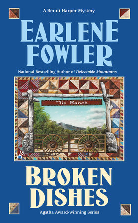Broken Dishes by Earlene Fowler
