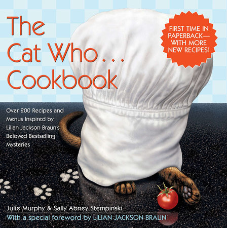 The Cat Who...Cookbook (Updated) by Julie Murphy and Sally Abney Stempinski