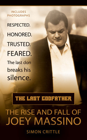 The Last Godfather by Simon Crittle