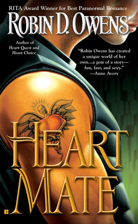 Heartmate by Robin D. Owens